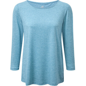 Sherpa Asha 3/4 Top Women Blue Tara